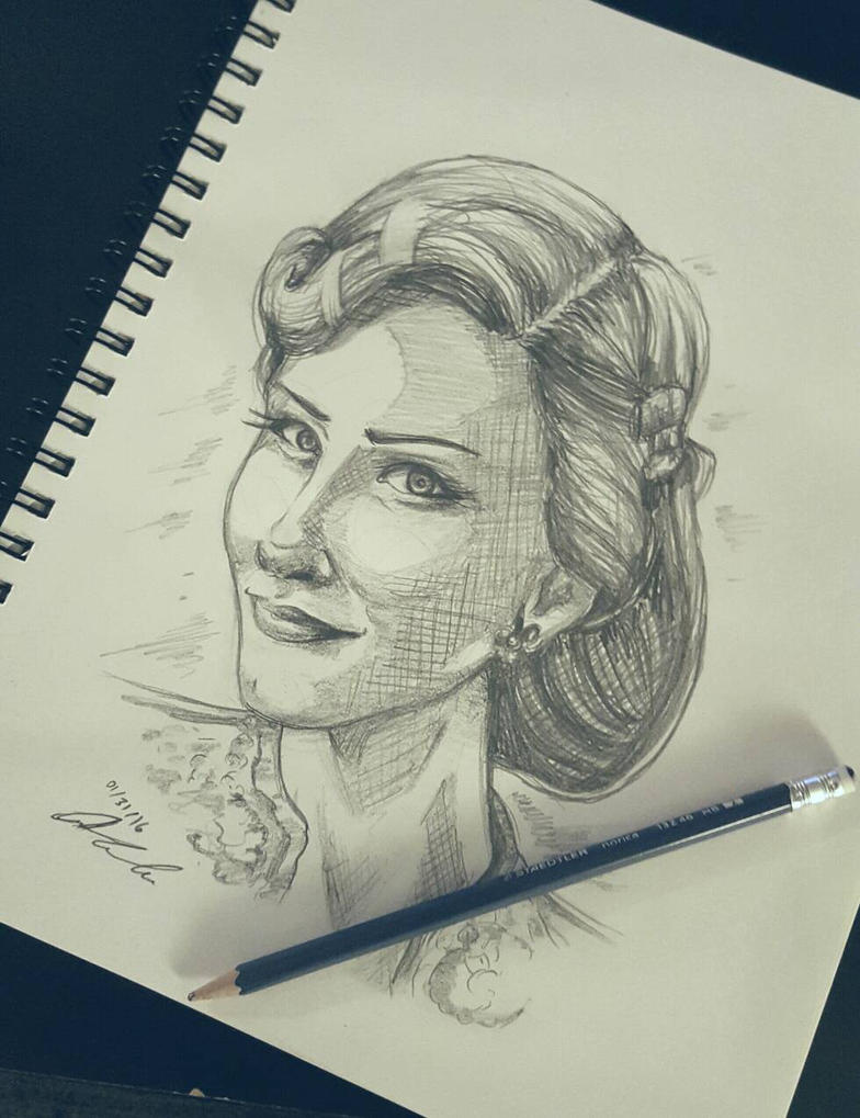 Cinderella's Stepmother  by Snappedragon