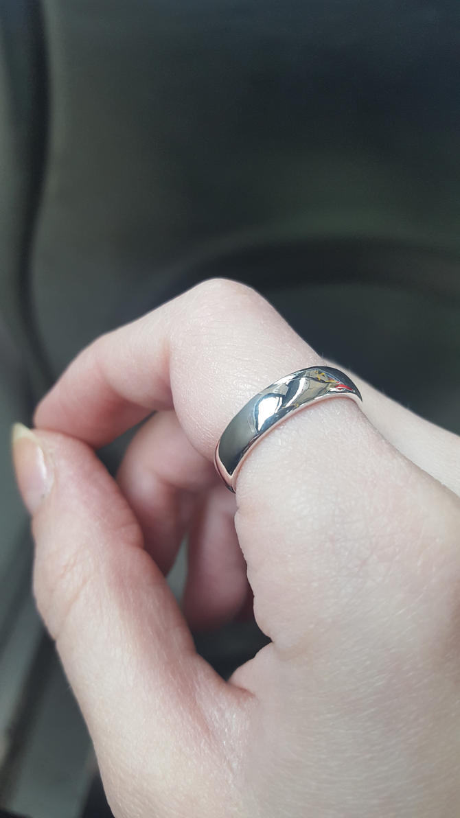 Silversmithing: My First Try by Snappedragon