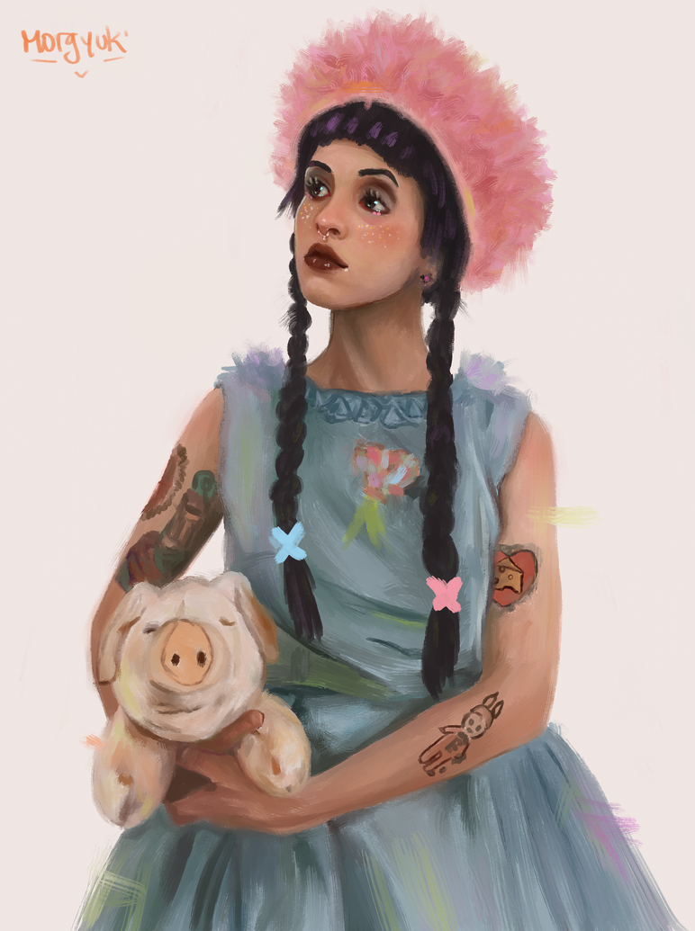 Melanie Martinez drawing - Morgyuk by morgyuk on DeviantArt