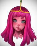 Princess Bubblegum fanart