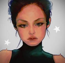 Jennie - BlackPink by morgyuk