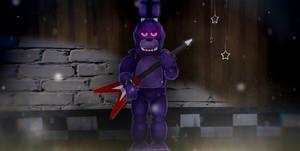 MMD FNAF Bonnie The Bunny