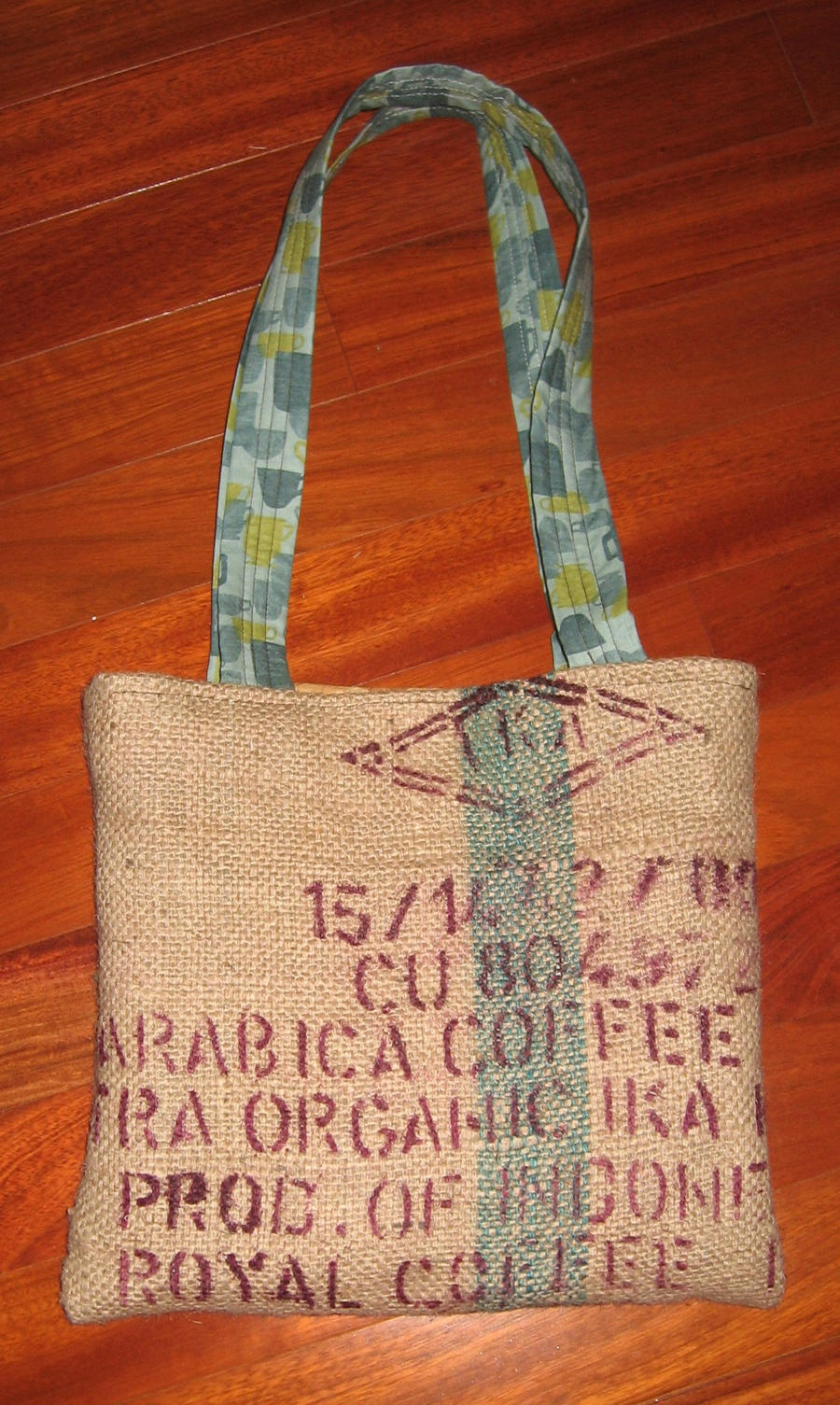 coffee bag by peaceocake
