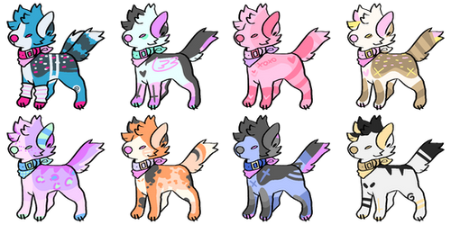 7/8 Open Adopts