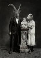 Augmented Family Portrait by JonoDry