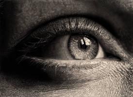 Perspective Eye by JonoDry