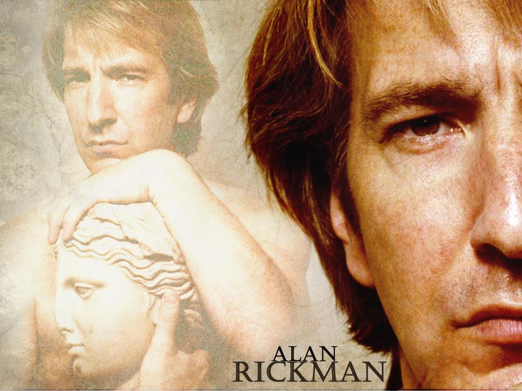 Alan Rickman 2 by pilka3331