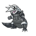 Aggron icon by xXBleedingInsanityXx