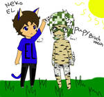 Neko El E Puppy Birch Man