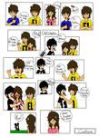 Fumetti EternaLove - EL pervertito VS EL geloso