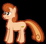 [Original] Cinnamon Bun Pony