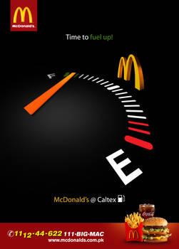 McDonalds at Caltex Answer 1