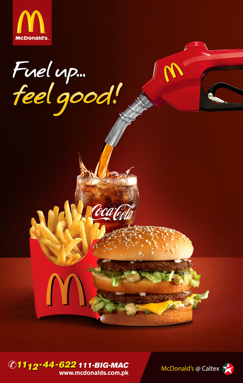 the false appealing advertisements of the fast food industry The fast food advertising industry is dedicated to making items appear bigger and better the blogger dario d decided to compare major fast food product advertisements to reality.