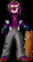 Maji the Hedgehog