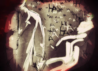 Joker by Scribbletati