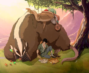 Yuhan and Badgermole