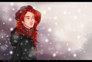Snow by 7Lisa