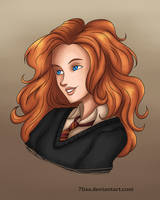 Rose Weasley by 7Lisa