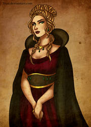 Cersei by 7Lisa