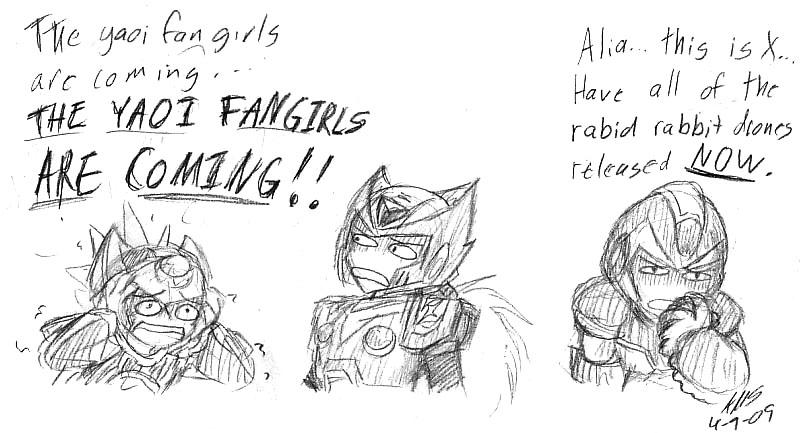 Imágenes graciosas, bizarras, estupidas - Página 6 The_Yaoi_Fangirls_are_Coming_by_mandy_kun