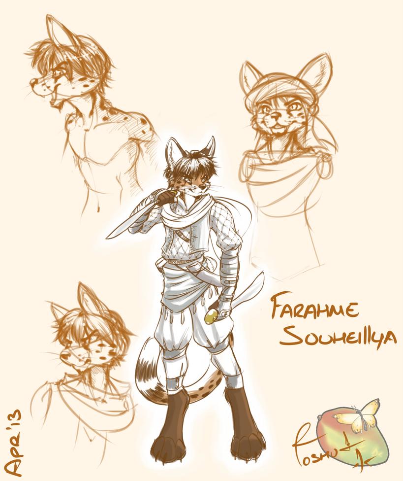 Farahme Souheillya by Foshu