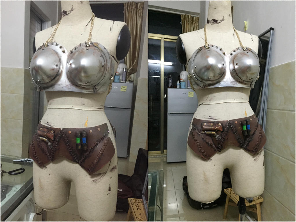 Steampunk costume by LenaCostumes