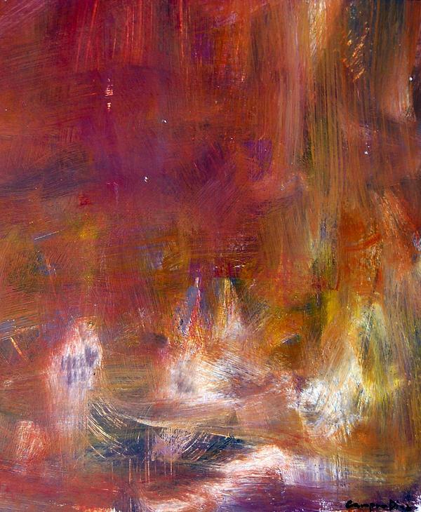Turbulencias by Campo-Diaz