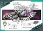 Spare Parts - Krofax Starship