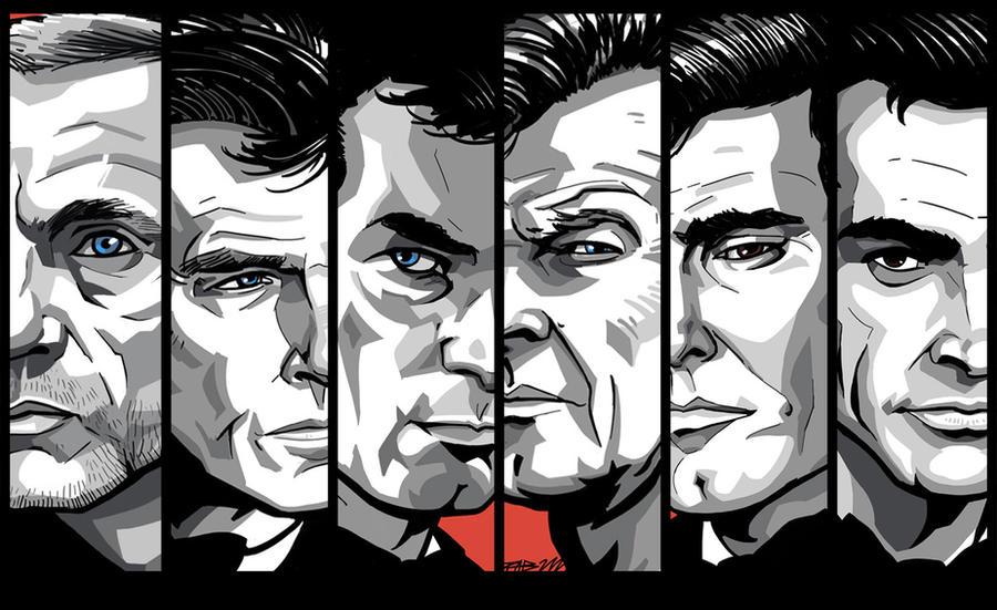 Bond 50 by ArkadeBurt