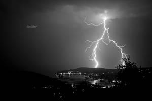 Lightning. by TinaS-Photography