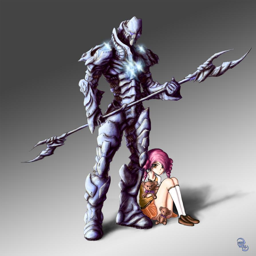 Cyborg Bodyguard by Matthew-van-Zyl on DeviantArt