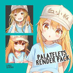 plateles render pack