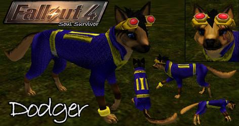 FH- Dodger by Shocker-the-StormCat