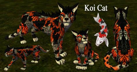 [FeralHeart] FREE! Koi Cat Preset by Shocker-the-StormCat
