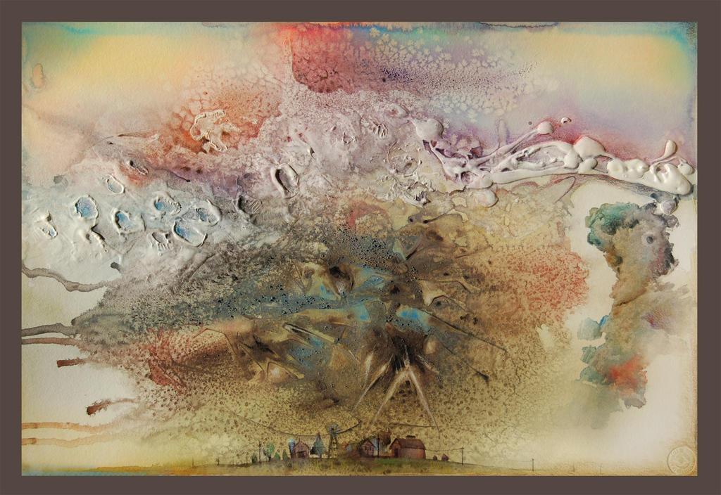 Strange Days_Dust Storm by richardcgreen