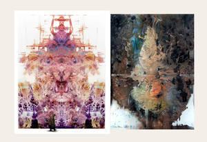 Circus Bears ~ Two Studies for DA