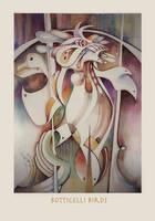 Botticelli Birds by richardcgreen