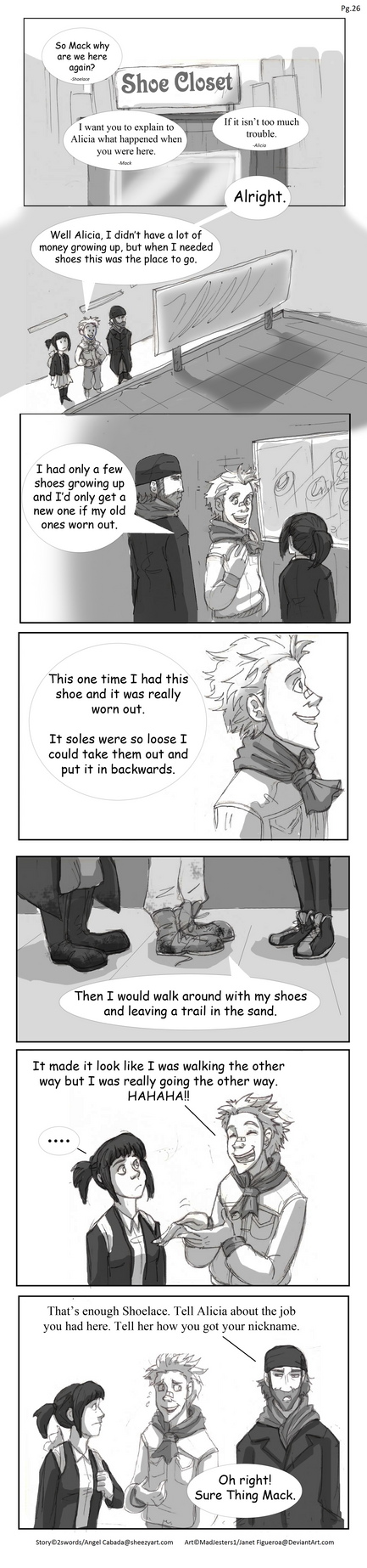 Ragged Muffin Quartet-Pg.26 by MadJesters1