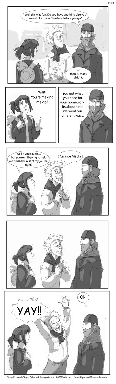 Ragged Muffin Quartet-Pg.29 by MadJesters1