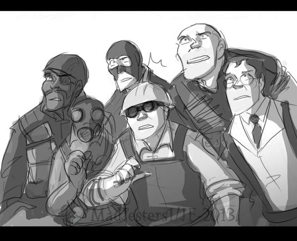 TF2- Long Lost Preview3 by MadJesters1