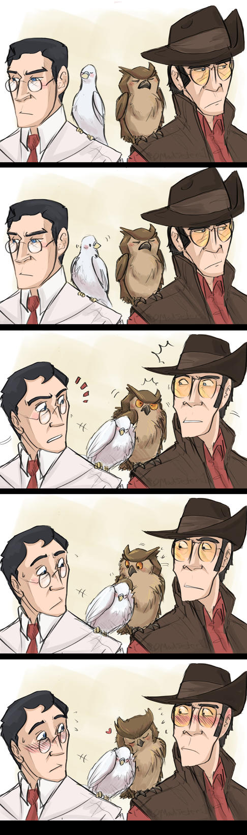 TF2- BURDS by MadJesters1