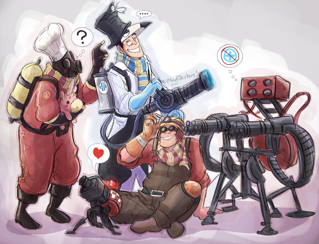 TF2- One year later... by MadJesters1