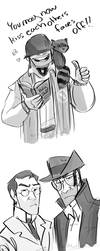 TF2- Kiss You Maggots by MadJesters1