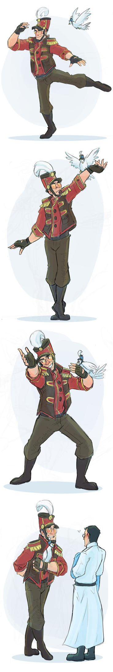 TF2- The Nutcracker Dance 2 by MadJesters1