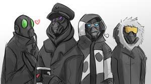 RA- Captain's Army