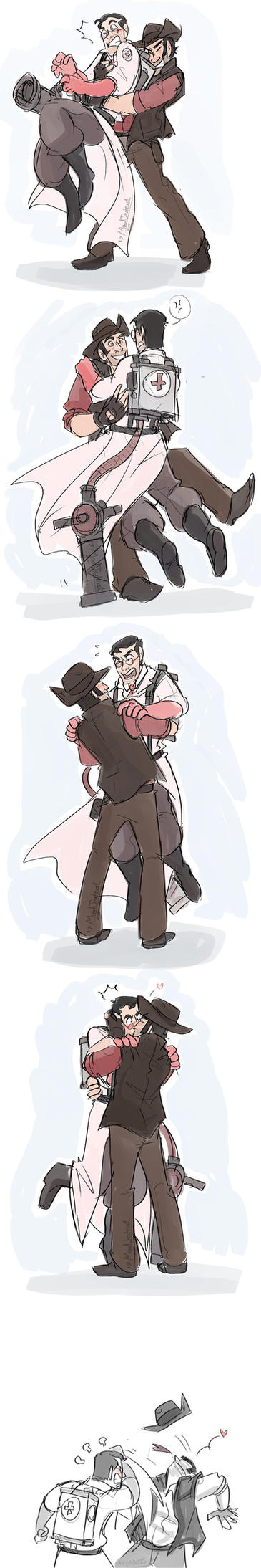 TF2- Victory by MadJesters1
