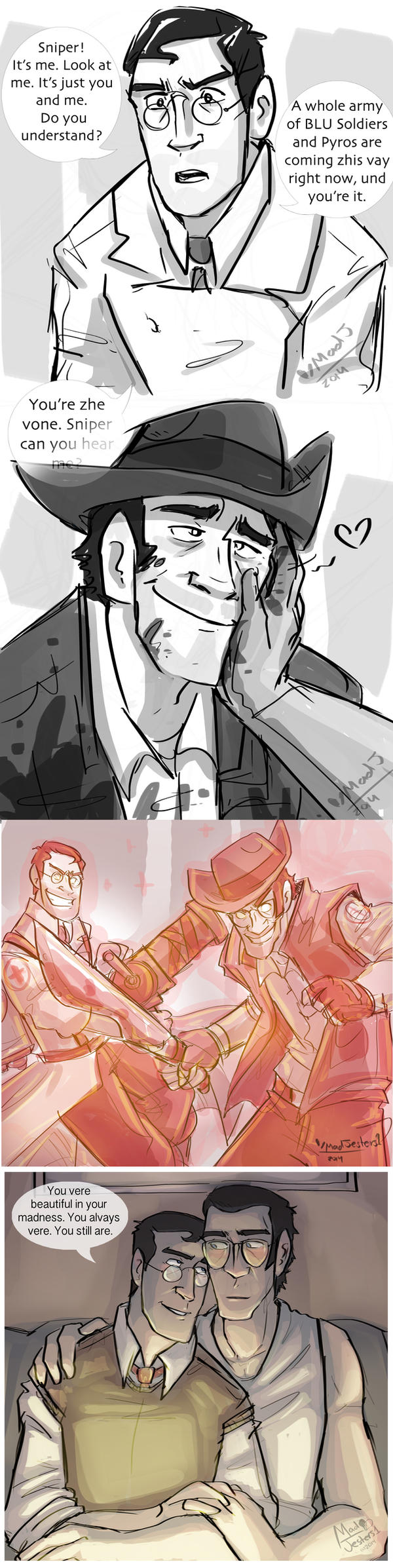 Tf2 fanfiction medic