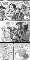 TF2-Avatar- Medic vs Heavy Part 1