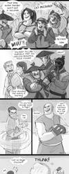 TF2-Avatar- Medic vs Heavy Part 1 by MadJesters1