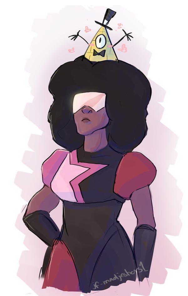 AC-Garnet and Bill by MadJesters1